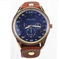 Men Watch - Big Face Wrist Watch. $19.99, via Etsy.