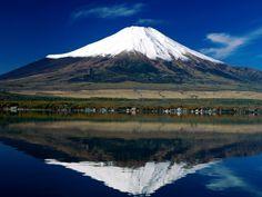 Mount Fuji (Fujisan, Fujiyama), Japan