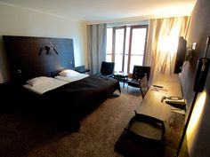 Scandic Front review: an excellent option as far as accessible and luxurious accommodation is concerned in Copenhagen.