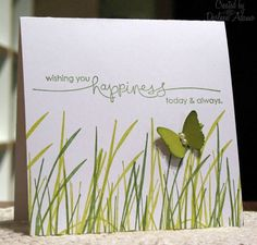 IC165~LSC205 Super Quick CAS!!! by darleenstamps - Cards and Paper Crafts at Splitcoaststampers