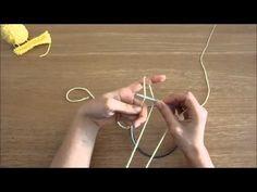 Curso de tricot - Querido trico: distribuição de aumentos e diminuições - YouTube