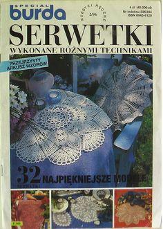 Album «Burda especial 2/1996 E365 Serwetki» / limpia /. Debate sobre LiveInternet - Servicio Ruso diario en línea