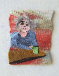 Ruth Manning, tapestry...............Stop by and take a look at my tapestry weaving as I plant ideas and watch them grow...