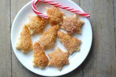 """We hebben super simpele maar hele lekkere bladerdeegkoekjes gemaakt met suiker en kaneel. En zeg nou zelf: ze zien er toch super leuk uit (voor de kerst)?! Misschien nog een leuke tip: gebruik eens in plaats van suiker en kaneel bijvoorbeeld geraspte kaas en kruiden. Zo maak je in plaats van zoete """"koekjes"""" lekkere hartige …"""