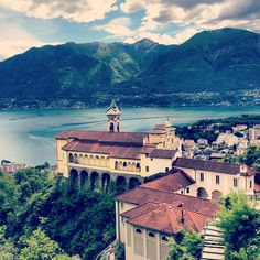 Locarno / Swiss Switzerland, Travelling, Landscapes, Europe, Mansions, Country, House Styles, Places, Life