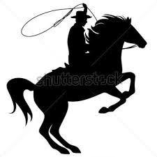 Resultado de imagem para cowboy desenho