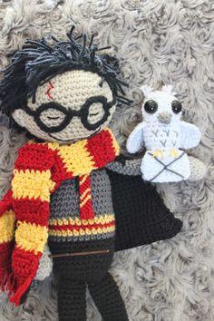 Virkad Harry Potter. - kungen & majkis
