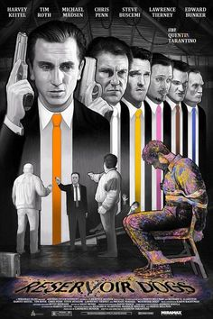 """Reservoir Dogs"" by John Barry Ballaran:"