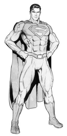 Superman - Mikel Janin