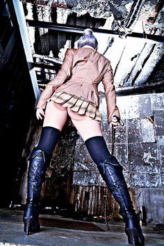 soraki hime(空綺 一愛) Meiko Shiraki from Prison School -- Cosplay Photo - Cure WorldCosplay