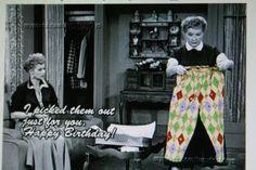 Ethel's Hostess Pants