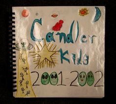 End-of-the-Year Classroom Scrapbook
