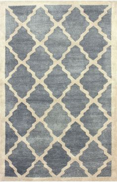 nuLOOM Slate 5' x 8' Wilson area rug|Contemporary Rugs
