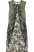 BOTTEGA VENETA  Embellished stretch-silk dress    this makes me think of lord of the rings