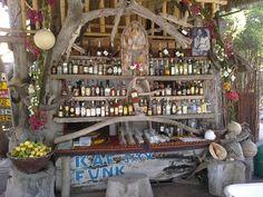Kae Funk Beach Bar . Zanzibar