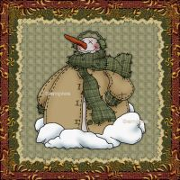 Machine Embroidery Patterns - Christmas