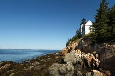 Bass Harbor Head Lighthouse by mahonk2 on 500px