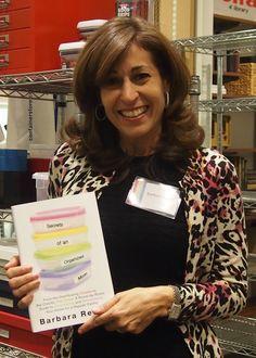 Barbara Reich's book Secrets of an Organized Mom