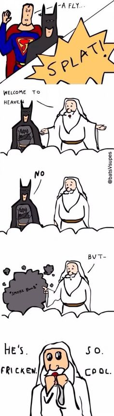 Just Batman