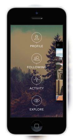 Seeker iPhone App Design & Development