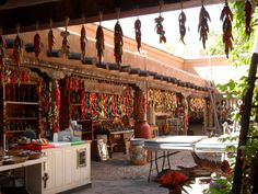 Santa Fe is a beautiful place. Tons of great art and food!