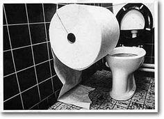 É errado jogar papel higiênico na privada? | O TRECO CERTO