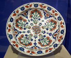Ottoman Plate, Detroit Institute of Arts | Flickr - Photo Sharing!