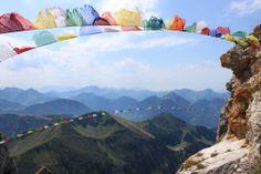 Du coté de la Dent d'Oche, massif du Chablais, Haute-Savoie, France.  Photo proposée par notre fan Facebook ©René Grosshans.