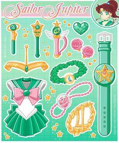 Sailor Jupiter, Sailor Mars, Sailor Moon Dress, Sailor Moon Manga, Sailor Moon Art, Jupiter Wallpaper, Sailor Moon Wallpaper, Cristal Sailor Moon, Sailor Moon Crystal