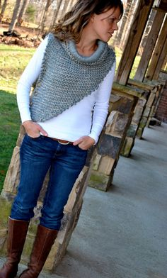 Cowl Shawl Scarf ONLY ONE Katniss Cowl Ready to by chasitypetersen, $125.00