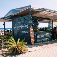 Container Restaurant, Container Cafe, Surf Shack, Beach Shack, Surf House, Backyard Bar, Beach Cafe, Outdoor Restaurant, Garden Bar