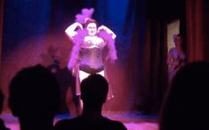 This Burlesque Dancer Nails Everything Wrong With the Way We Talk About Body Image