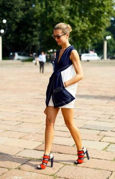 Warning: Natalie Joos' Cute Style Might Make You Want To Go Vintage Shopping…