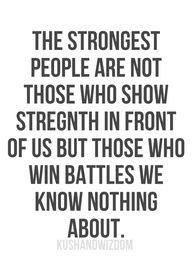 Inner strength :)