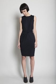 Jil Sander Knot Dress