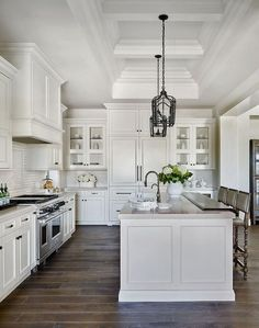 Kitchen Cabinet Types - CLICK THE PICTURE for Many Kitchen Ideas. #kitchencabinets #kitchenisland