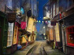 The Shambles by Matylda Konecka | Edinburgh Arts