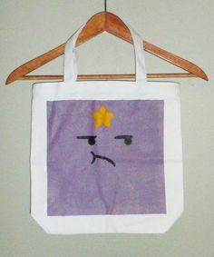 Adventure Time Tote Bags - Lumpy Princess
