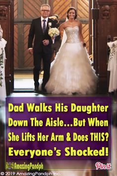 When The Bride & Her Dad Did THIS, My Heart Stopped! OMG! #bride #weeding #daughter #song #aisle #incredible Got Talent Videos, Talent Show, Dance Music Videos, Music Songs, Gospel Music, Feel Good Videos, San Fernando, Beautiful Songs, Beautiful Birds