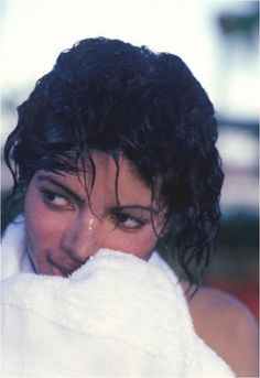 Michael Jackson Rare Thriller Era | Michael Jackson in Piscina [Thriller Era]
