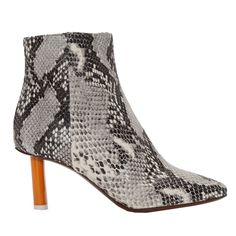 Priyanka Chopra challenges you to up your boot game this season. Go futuristic with metallic python or opt for fall's hottest cold-weather texture—velvet—in the form of cute Chelsea numbers. If you're on a morediscreet kick, try a pair with pearls set into heels or black booties crafted in slick patent leather.