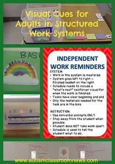 Structured Work Systems