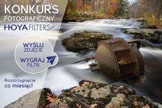 """Konkurs fotograficzny Hoya Filters """"Flirt z filtrem"""" - dla klientów firmy, którzy kupili lub kupią filtr w roku 2016 - konkurs cykliczny co miesiąc do końca 2016 r."""