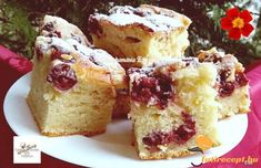 Sin Gluten, Hungarian Recipes, Love Is Sweet, No Bake Cake, French Toast, Tart, Cheesecake, Easy Meals, Pudding