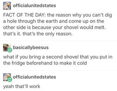 Thank you, science side of Tumblr.