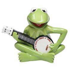 Kermit© The Frog Teapot