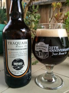 Traquair House Brewery 'House Ale'