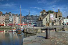 Oude haven van Honfleur