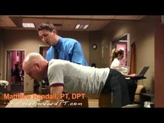 Matthew Randall, PT, DPT, discusses low back pain and some of its causes. Physical therapists examine and evaluate a person thoroughly to determine the cause of pain and design an individualized treatment plan. Upper Back Pain, Low Back Pain, K Tape, Back Stretches For Pain, Spinal Stenosis, Back Pain Relief, Physical Therapist, Medical Prescription, Injury Prevention