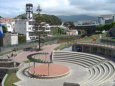 The garden Ribeira dos Moinhos, Matriz, Ribeira Grande, São Miguel, Azores